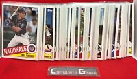 2020 Topps Series 2 1985 35th Anniversary - Choose/Pick Your Card