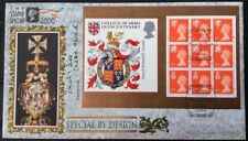 15.2.2000 Special By Design PSB FDC Signed TIMOTHY DUKE, Crown Jewels, Cardiff