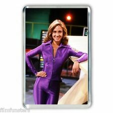 NOSTALGIA- Erin Gray -Buck Rogers in the 25th Century JUMBO COLOUR Fridge Magnet