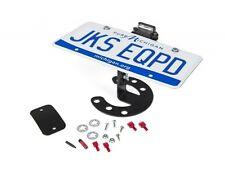 JKS Manufacturing Spare Tire License Plate Mount for 87-17 Jeep YJ TJ LJ JK