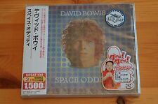 Rare David Bowie Space Oddity CD EMI Japan Jewel Case OBI Sealed 10 Tracks