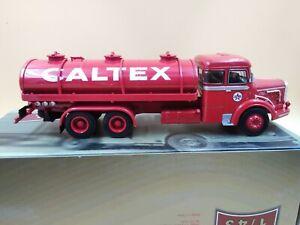 Miniature Camion Citerne D/'incendie CCI GMC Pompiers Marcigny Hachette au 1//43