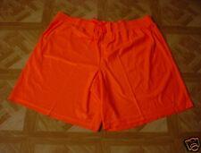 Starter Men's Orange Drawstring Dazzle Shorts Size XL 40-42