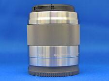 Sony SEL50F18 E 50mm F1.8 OSS Silver Lens Japan Domestic Version New