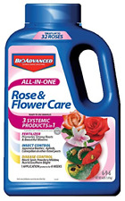 Bayer Advanced 701110A All in One Rose and Flower Care Granules, 4-Pound