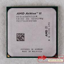 AMD Athlon II X3 440 CPU (ADX440WFK32GM) Socket AM3 3/1.5M/667 Free ship