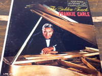The Golden Touch Frankie Carle Piano Pearls LPM-2139 Vintage Vinyl Record LP