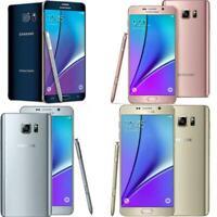 Samsung Galaxy Note 5 N920F 32GB 64GB Android 4G Smartphone Handy ohne Simlock