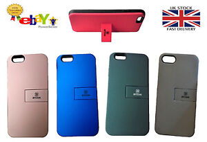 NEW STAND & SHOCK PROOF SLIM CASE COVER CARD HOLDER FOR iPHONE & SAMSUNG MOBILES