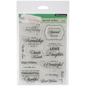 Penny Black Clear Stamps - Special Wishes