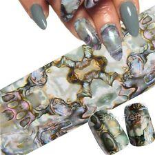 1 Blatt Schimmer Holo Nagel Folie Nail Foil Nagel Sticker DIY Nail Dekoration