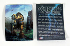 1996 Comic Images Conan The Marvel Years Promo Card (Unnumbered) Nm/Mt