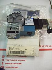*NEW* MAC SOLENOID VALVE 914B-PP-114JD with PPE-114JD