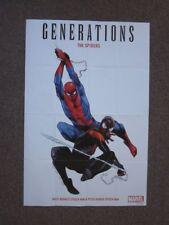Superhero Spider-Man Original Art Posters