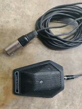 Audio Technica U851/O Condenser Omnidirectional PCC PZM Mic with cable