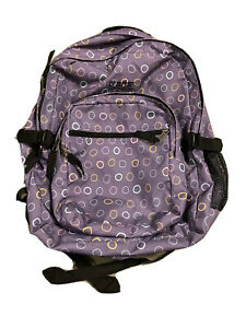 Trans by JanSport Super Cool Backpack Purple Unique Design New