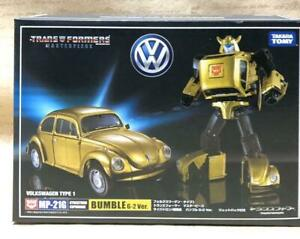Transformers Masterpiece MP-21G Bumble G2 Ver. Figure Japan Anime Toy Free Ship