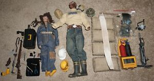 Brothersworker Tank & Baby Figures #B10 With Accessories GREAT Shape