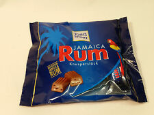 Jamaica Rum Ritter Sport 12x Bars  - 7oz - 200g MADE IN GERMANY