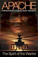 MILITARY POSTER ~ APACHE LONGBOW ATTACK HELICOPTER 24x36 US Army Spirit Warrior