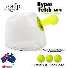 All For Paws Hyper Fetch Mini Interactive AFP Dog Cat Pet Ball Launcher Toy Game