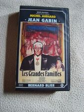 JEAN GABIN - K7 - VHS - TB état