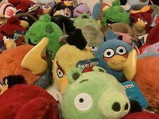 Angry Bird Plush Collection (43 Of Them)!!!
