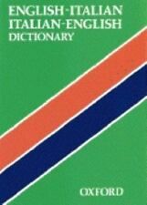 English-Italian, Italian-English Dictionary by Skey, Malcolm