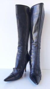Yves Saint Laurent Rive Gauche Vintage Shoes Boots