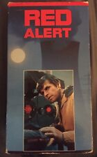 Red Alert VHS William Devane 1977 TV Movie Nuclear Radiation Thriller RARE OOP