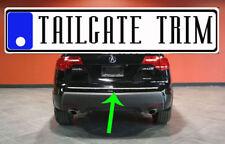 Acura MDX 2007 2008 2009 -2013 2014 -2017 Chrome Tailgate Trunk Trim Molding