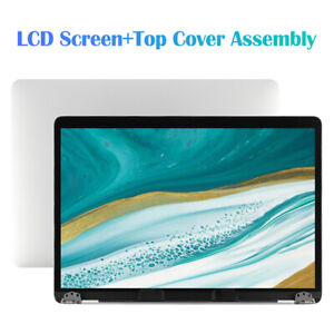 """OEM For Macbook Pro LCD Screen+Top Cover Replacement Silver 13.3"""" A2338 EMC 3578"""