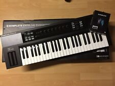 Native Instrument Kontrol S49 mit Komplet 11 Software