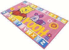 0130-Tappeti Per Bambini Winnie The Pooh Disney CM 140x80-Galleria farah1970