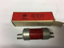B TIS60  Off Set Bolted Tag BS88 Fuse  60 Amp Bill