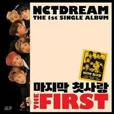 NCT DREAM 1ST SINGLE ALBUM [ MY FIRST AND LAST ] KPOP
