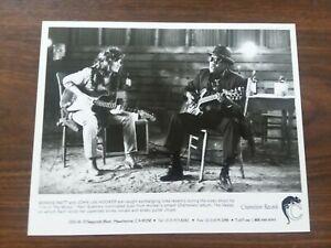 John Lee Hooker and Bonnie Raitt Chameleon Records promo 8x10