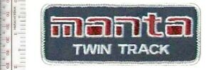 Snowmobile Manitoba Manta Twin Track Snowmobiles Promo Patch Andrews, MB