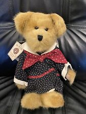 Boyds Bears Jackie B. Bearyproud #99012V - Hard To Find - Qvc Exclusive Plus.