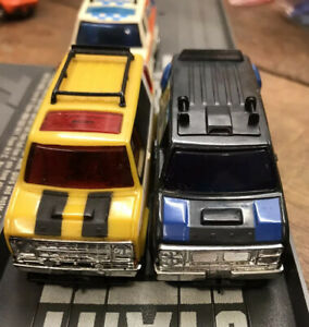 TCR RACING VANS & JAM Van Ford RV Van SPORTSVAN Truck 1977 Tested, Working