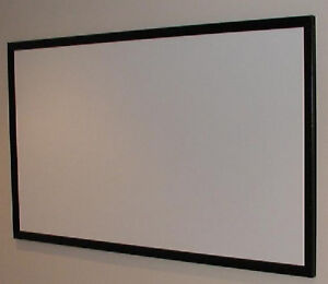 """60"""" Professional 4K 1080P Ultra HD RAW Projector Projection Screen Material 16:9"""