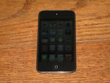Apple iPod Touch 4th generación Plateado/negro (32GB) (A1367) - Wifi, Bluetooth