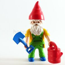 Playmobil Garden Gnome - Dwarf w/ Watering Can Shovel Mystery Series 11 9146 NEW