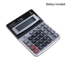 8 Digit LCD Electronic Calculator Business Office Desktop Calculator Gracious sp