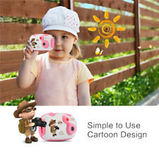 AMKOV Baby Video Digital Camera Multiple Languages Birthday Gift for Boys Girls