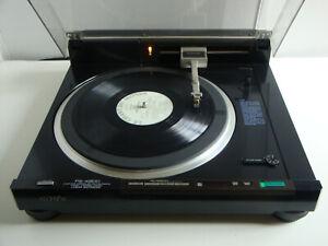 Rarissime platine vinyle SONY PSX-800 à bras tangentiel HAUT DE GAMME JAPAN