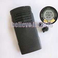 Repair Replacement Front Case W/OEM Speaker For Motorola CP110 RDU4100 Walkie