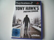 Tony HAWK 'S: Proving Ground (Playstation 2) MERCE NUOVA NEW multilingua