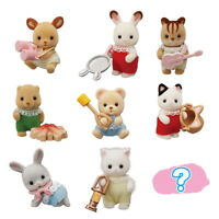 Sylvanian Families Calico Critters Baby Camping Series Mystery Bag