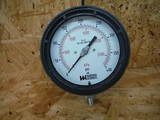 """Weiss 1/4"""" NPT LM 5"""" 400PSI"""